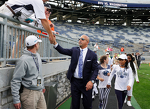 Penn State Football: Michigan State Game Set For 3:30 Kick